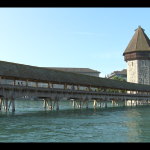 Just the typical Lucerne Bridge image