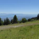Looking towards Geneva